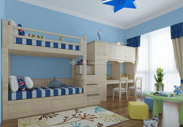 南宁家具 地中海风格儿童房装修